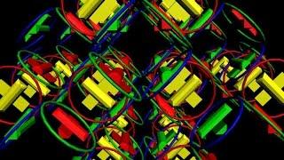 Путешествие в наномир, Строение вещества