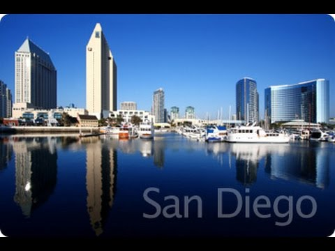 Downtown San Diego and Seaport Village