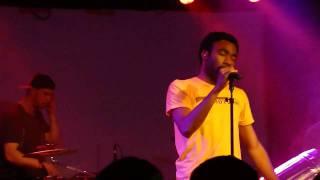 "Childish Gambino - ""Do Ya Like"" (Live in San Diego 4-26-11)"