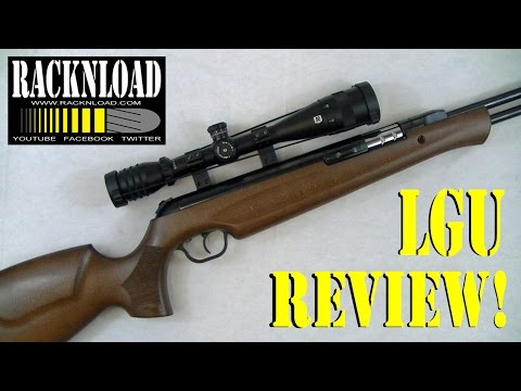 Walther LGU **FULL REVIEW** by RACKNLOAD