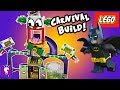 Heroes are stuck in CARNIVAL Lego with HobbyKidsTV