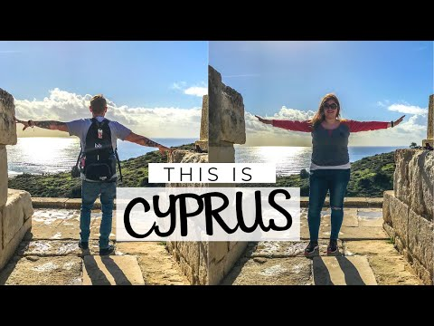 This Is Cyprus - Amazing Views From Ancient Ruins!!  Three Continent Cruise