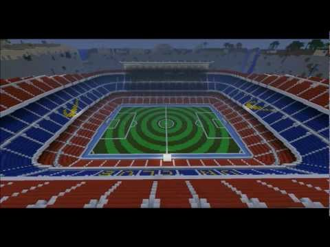 Minecraft Camp Nou [download]
