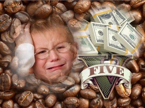GTA 5 Funny Moments: Fake Money Glitch Trolling