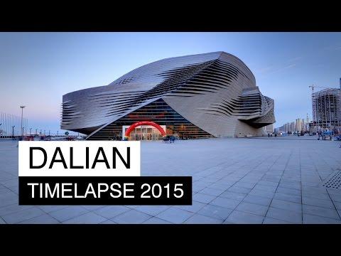 Dalian, China Timelapse 2015