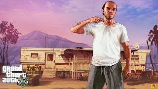 GTA 5 STORY MODE! UNLOCKING TREVOR! (GTA 5 STORY MODE WALK THROUGH)