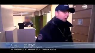 REPORTAGE - Douane et Police aux frontières