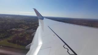 sunwing b738 takeoff Quebec city