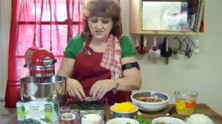 In The Kitchen With Virginia Quiche & Mex Chicken Casserole