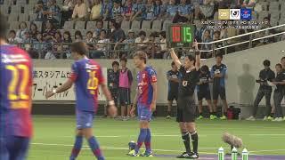 2017 JリーグYBCルヴァンカップ準々決勝第2戦 FC東京×川崎フロンターレ...
