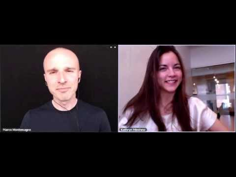 Kathryn Minshew, The Muse | Interview at Digital Domination Summit with @montemagno