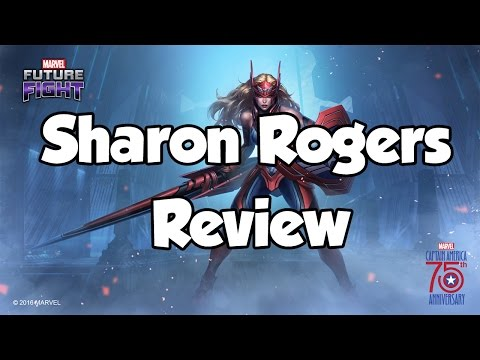 [Marvel Future Fight] Sharon Rogers Review