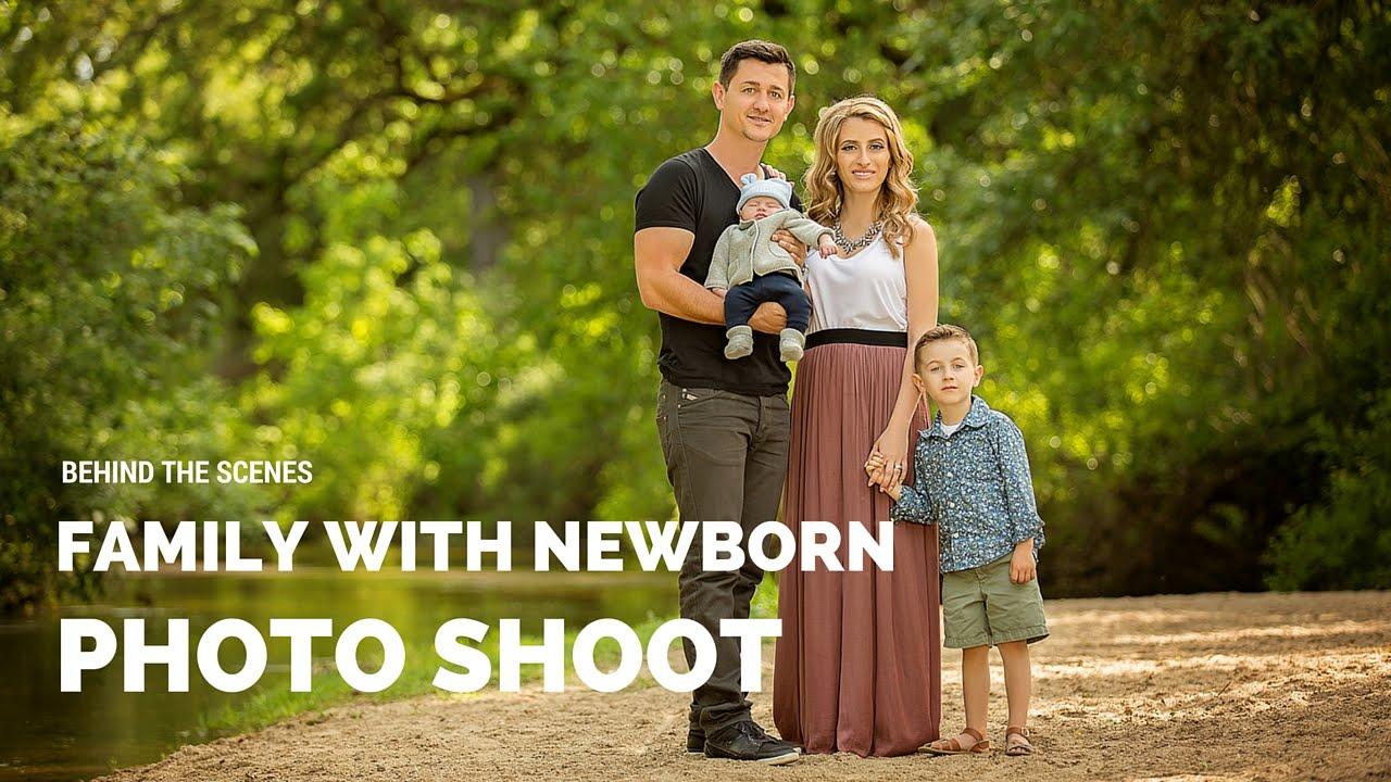 Beautiful family with newborn photo shoot sacramento for Creative family photo shoots