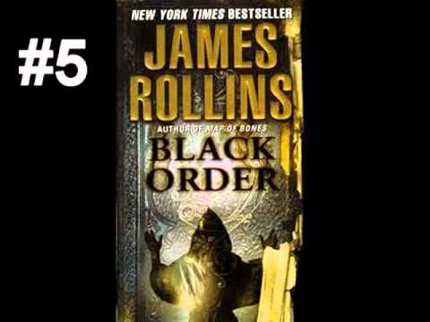 James Rollins - 10 Best Books
