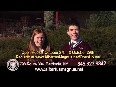 Albertus Magnus High School - 2013 Open House Commercial