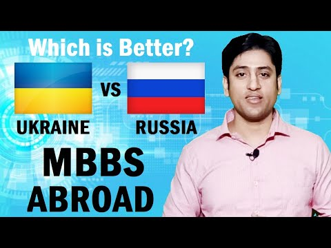 MBBS in Russia Vs Ukraine for Indian students| Best Country For MBBS Abroad | Boson Meditech