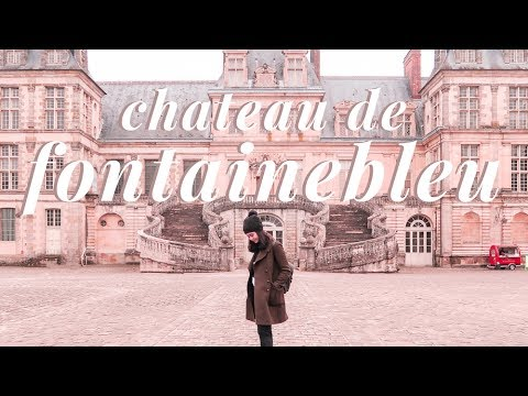 EUROTRIP 2016: Visiting Chateau de Fontainebleau - Is it better than Versailles? | Camie Juan