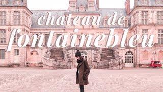 EUROTRIP 2016: Visiting Chateau de Fontainebleau - Is it better than Versailles?   Camie Juan