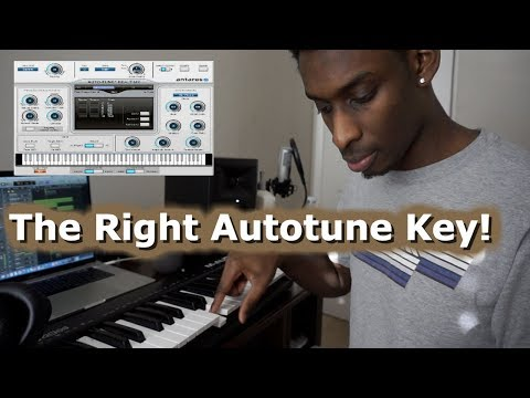 How To Find The Right Autotune Key!