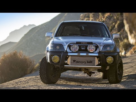 ULTIMATE LIFTED Honda CR-V 1st gen 4WD RD1 RD3 Pictures Slideshow Compilation Tribute