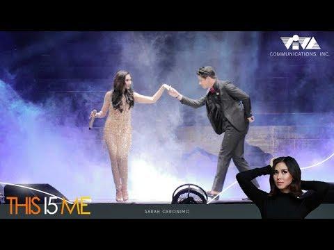RARE PERFORMANCE: Sarah G and Daniel Padilla collaborate on concert!