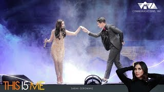 RARE PERFORMANCE: Sarah G and Daniel Padilla collaborate on concert!