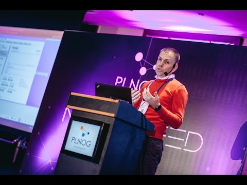 PLNOG18 - Krzysztof Mazepa - VIRL Virtual Internet Routing Lab...