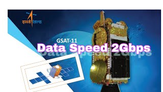 ISRO : GSAT 11 Latest Launched Successfully , & GSAT 20 will be Launch SEP. 2019 GSAT Features  etc.