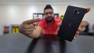 مراجعة جهاز نوكيا 7 بلاس | Nokia 7 plus