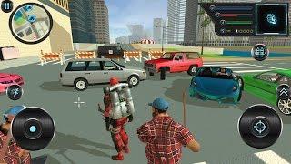 Jetpack Hero Miami Crime - Android gameplay trailer