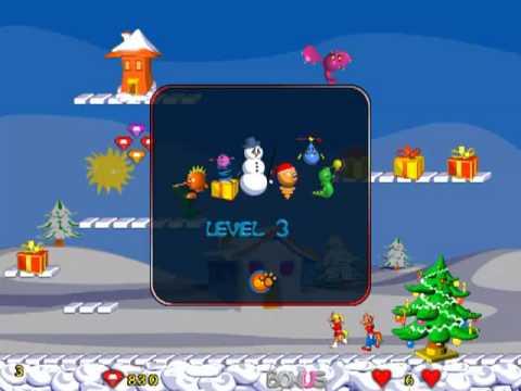 Foxy Jumper - Winter Adventure