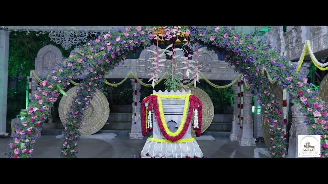 OFFICIAL DECOR FILM | MAHASHIVARATRI | SHRI SHANTHI DHAMA | SHRI UMA MAHESHWARA TEMPLE | J.P NAGAR