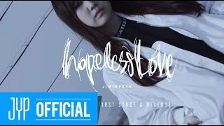 "박지민(Jimin Park) ""Hopeless Love"" Teaser Video"