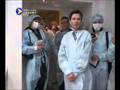 В ближайшие дни в Надыме своих первых пациентов примет родильный дом