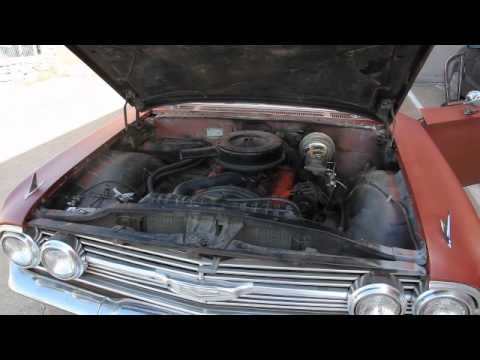 1960 Chevrolet 283 V8 motor