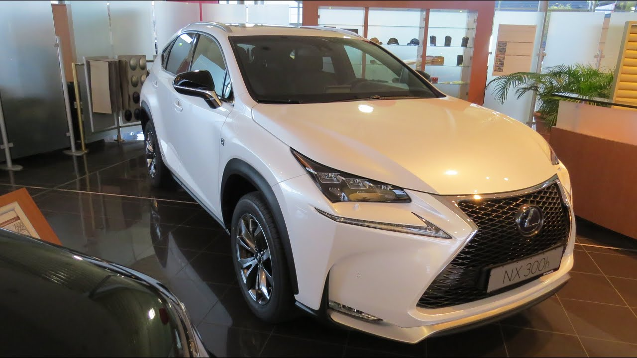 2015 lexus nx 300h f sport youtube. Black Bedroom Furniture Sets. Home Design Ideas