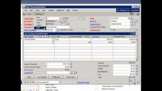Issuing Voids and Credits in Microsoft Dynamics GP