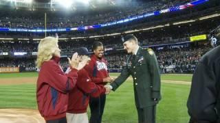 Honoring America's Veterans at the World Series