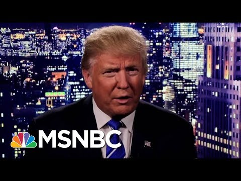 Trump Vs. Athletes: What's Driving President Donald Trump's Online Feuds | MSNBC