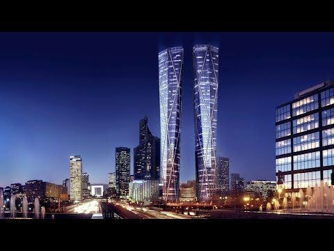 Future Paris 2020 - Tallest Projects and Proposals