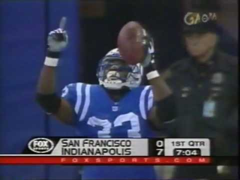 2001 49ers @ Colts Week 11
