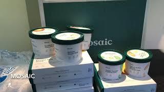 Mosaic Foods New Breakfast Oat Bowls by MealFinds