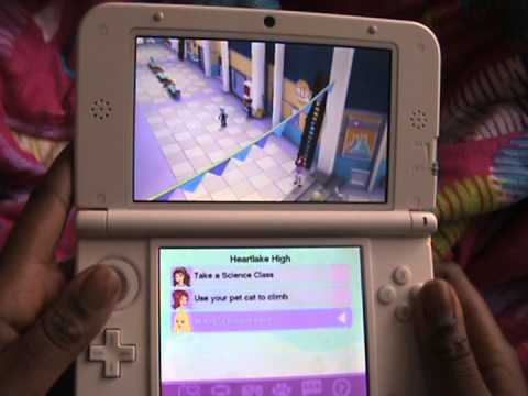 Lego Friends 3ds Part 5 Gameplay Youtube