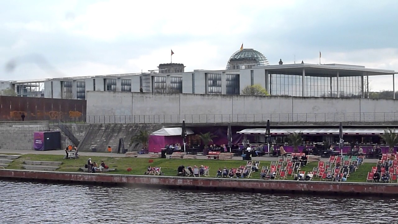 Reichstag Besichtigung Schiffsrundfahrt - YouTube  Reichstag Besic...