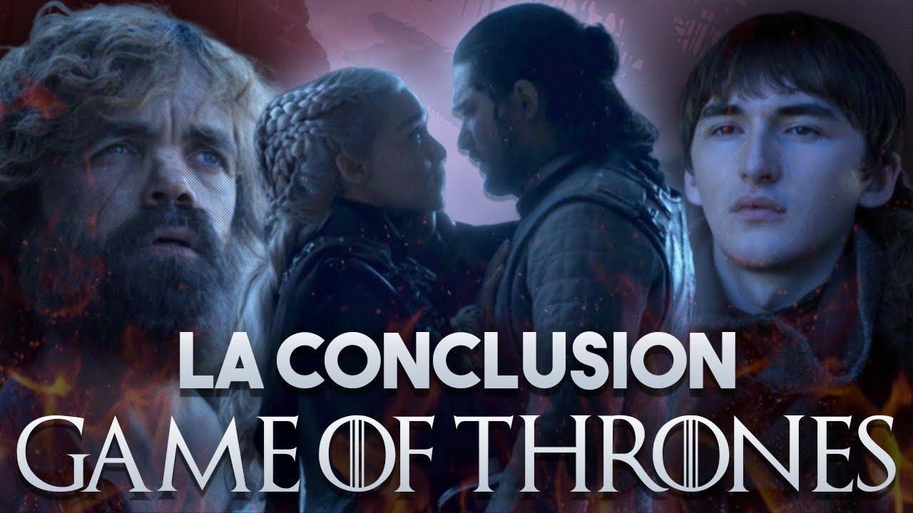 Download GAME OF THRONES Saison 8 Episode 6 : LA FIN de LA SÉRIE
