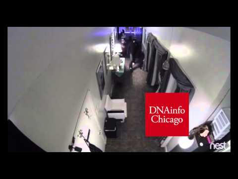 Burglar Hits Lakeview Salon, Gets Out In Under A Minute (VIDEO)