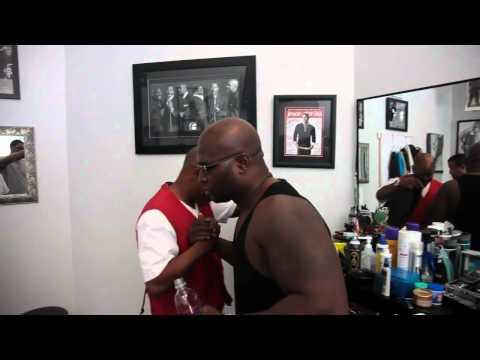 James Toney UFC 118 Video Blog