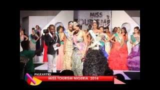 MISS TOURISM NIGERIA 2014 2
