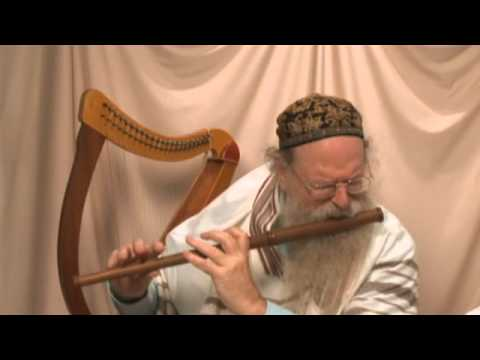 Music & the Mikdash, with Rabbi David Louis: The Flute of Moses