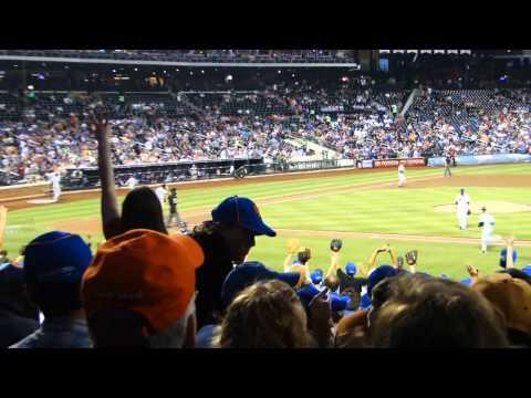 2012 New York Mets season documentary Video #6, New York Mets vs San Diego Padres